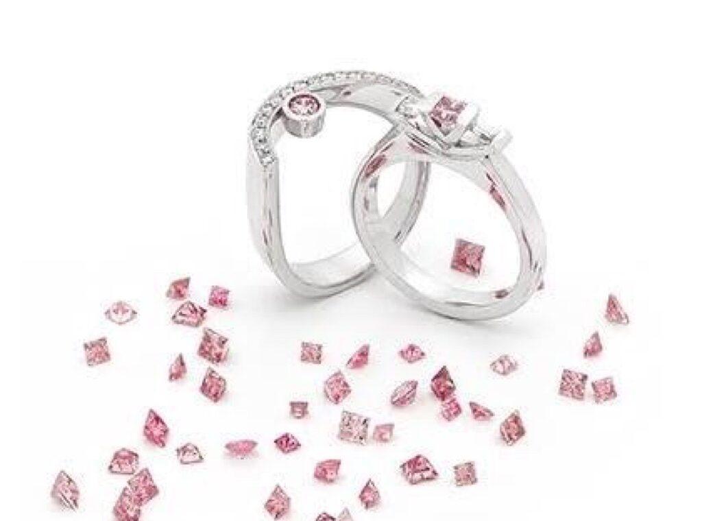 ピンクダイヤの結婚指輪をどのようにオーダーするのか