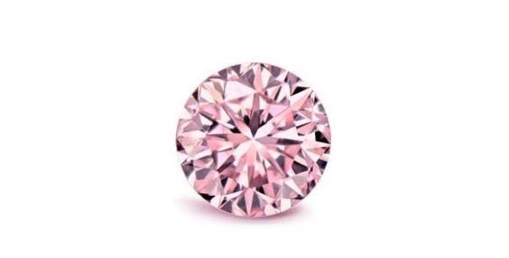 ピンクダイヤモンドのルース