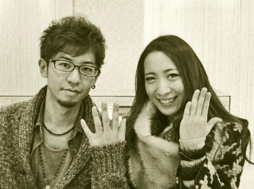 千葉・柏のカップルアルバム