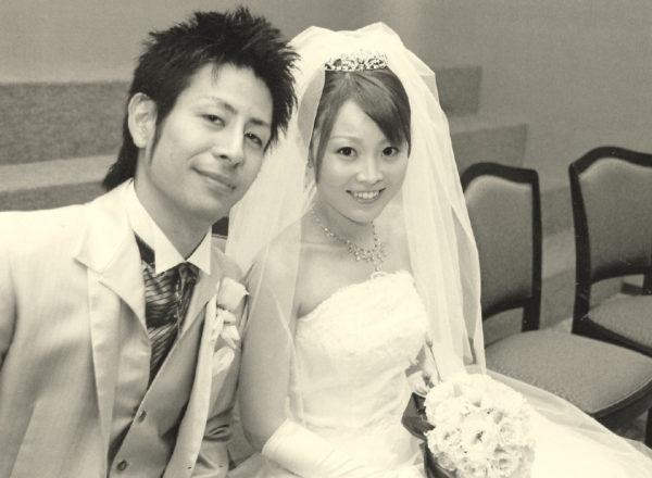 柏店・千葉のカップルアルバム 私たちはオーダーメイドで 二人だけの結婚指輪をつくりました
