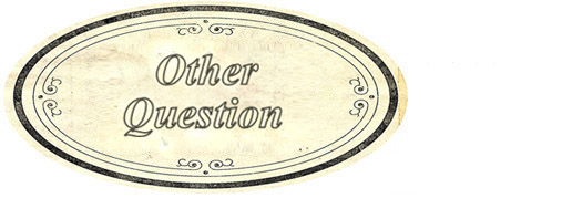 その他一般的なご質問