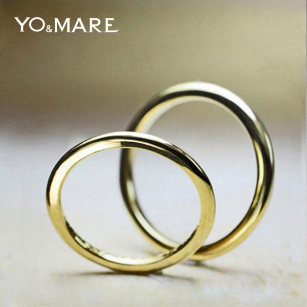 カッペリー二のような極細の結婚指輪コレクション