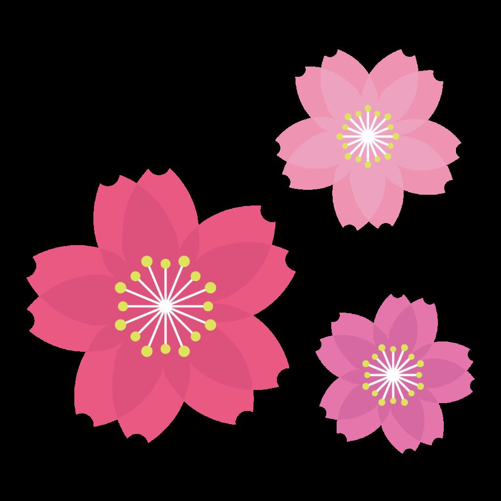結婚指輪に入れる桜の模様
