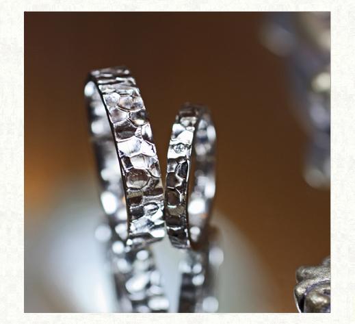アイス・氷をデザインした結婚指輪1|千葉・柏 ヨー&マーレの新作日記