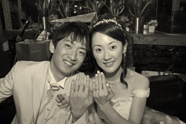 名前に桜が入っているので結婚指輪にも桜を入れたいのですが S様・千葉 柏