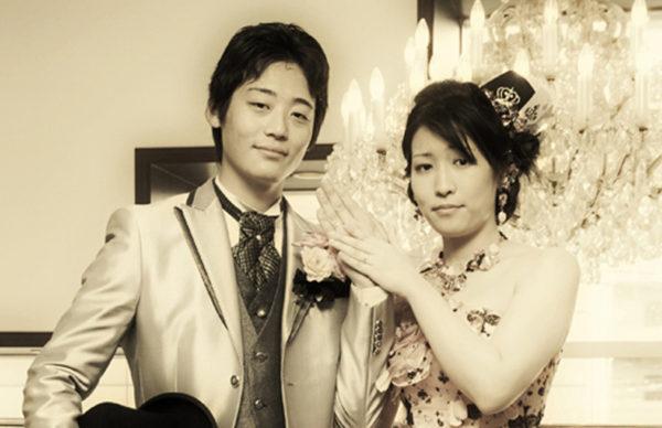 結婚式&結婚指輪を不思議の国のアリスのテーマでデザインされた S様・千葉 柏