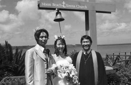 イツノヨモの結婚指輪をハワイの結婚式で S様・千葉 柏