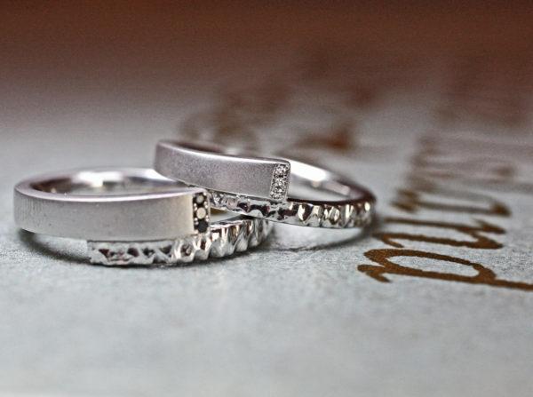 結婚指輪bコレクション・スネーク 1