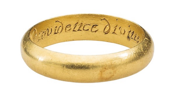 ポシーリング・結婚指輪 ルネサンスP 17世紀  3