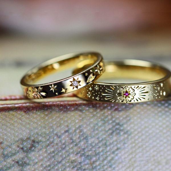 5種類の人気ゴールドで結婚指輪をオーダーする時の必須知識はこれ!