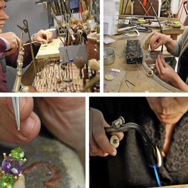 オーダーメイドで、自分に合った自分らしい結婚指輪を仕立てる