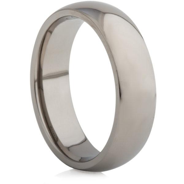 チタンのオーダーメイド結婚指輪