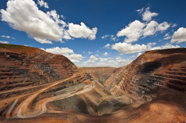 アーガイルダイヤモンド鉱山
