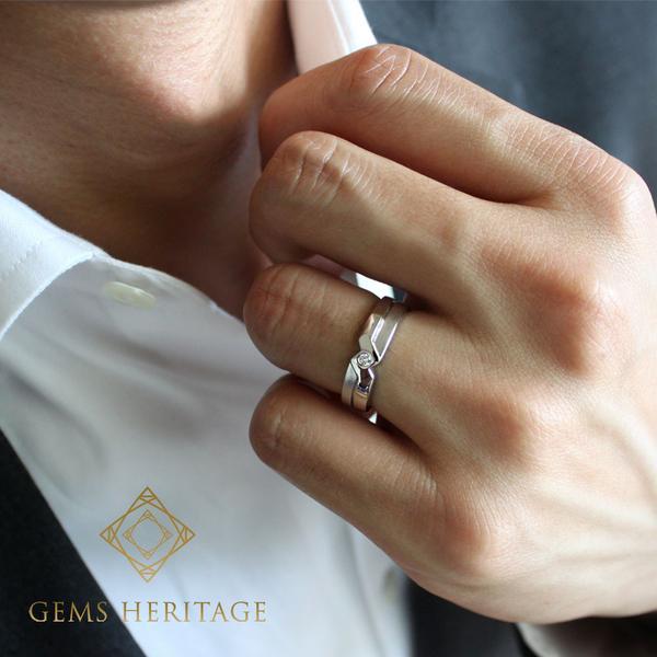 メンズ結婚指輪をオーダーメイドする