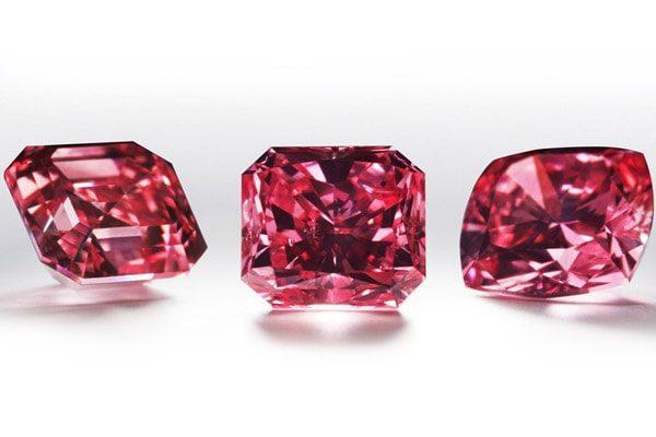 レッドダイヤ、ピンクダイヤがとれるアーガイル鉱山
