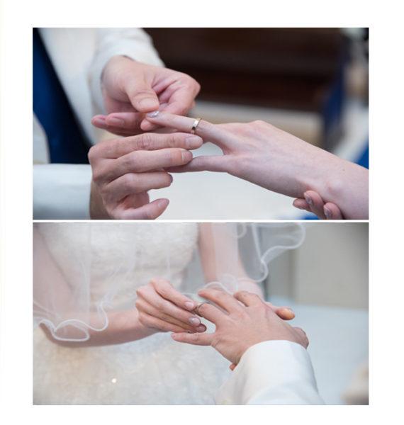 3月に結婚式も無事に終わり その時の写真のデータが送られてきました