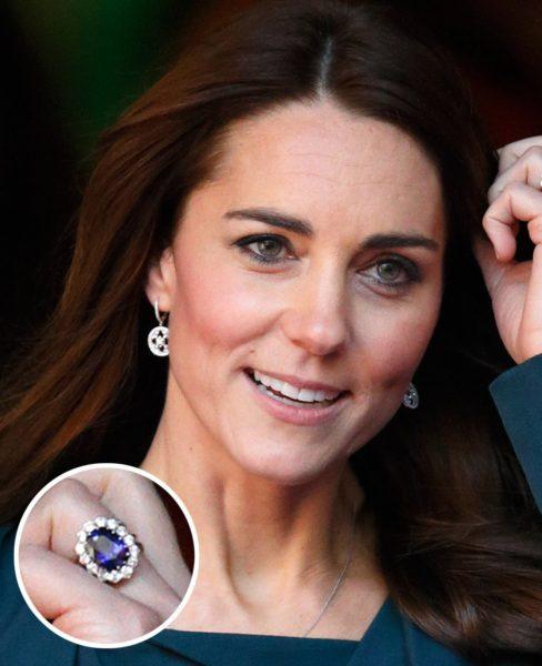 ケイトミドルトンのオーダーメイド婚約指輪