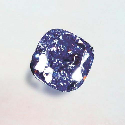 アーガイルのバイオレットダイヤモンド