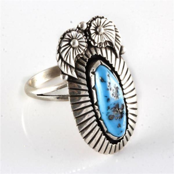 北米先住民族の結婚指輪