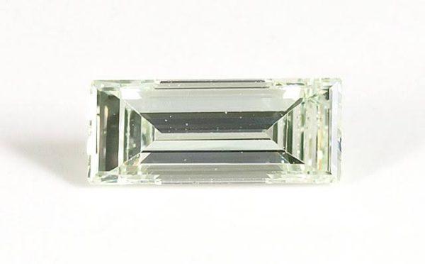 長方形のダイヤモンド、バケットダイヤ