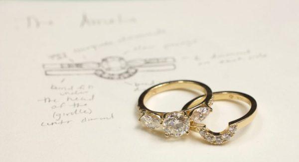オーダーメイドで知っておくべき婚約指輪と結婚指輪の違い5つ