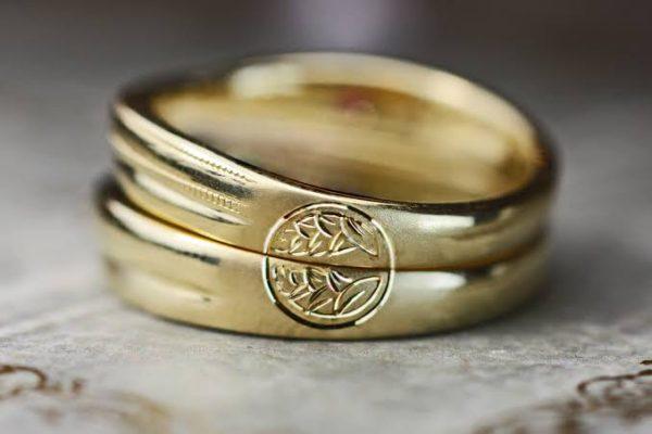 家族の事を結婚指輪のオーダーに込める