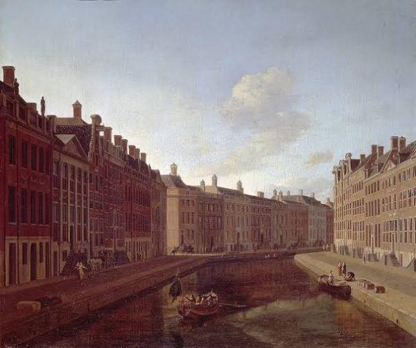 アムステルダムのダイヤモンド時代
