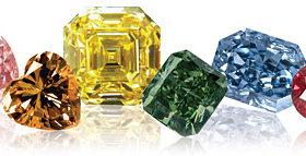 ブルーダイヤモンドはどれ位貴重ですか?