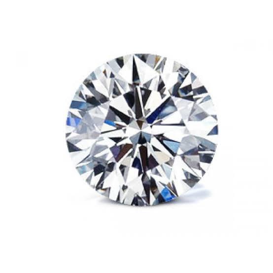 婚約指輪のダイヤモンドで最も使われる形・ラウンドブリリアントカット
