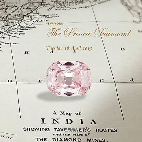 ピンクダイヤモンド 「プリンシー」