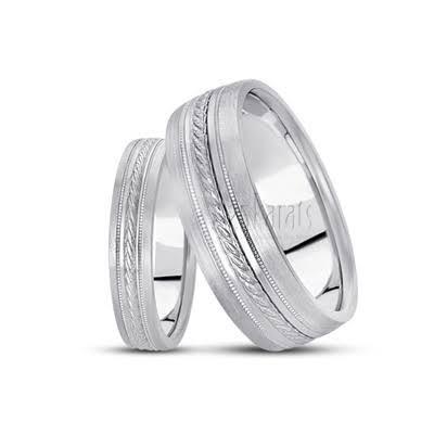 Pt1000の結婚指輪を低価格でオーダーメイド出来る