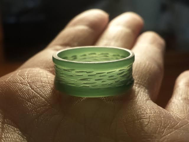 オーダーメイドで作り上げる結婚指輪の完成イメージを表現する事が出来る