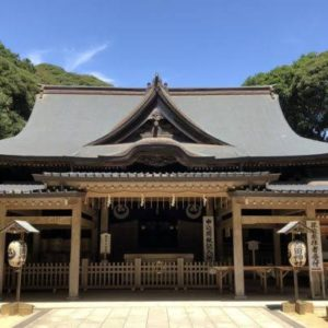 猿田神社・千葉県で結婚奉告祭ができる神社