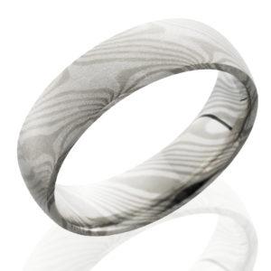 木目金を使って結婚指輪をオーダーメイドする
