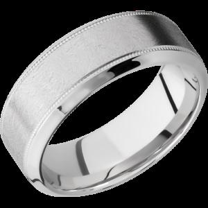 コバルトクロムの結婚指輪をオーダーメイドする