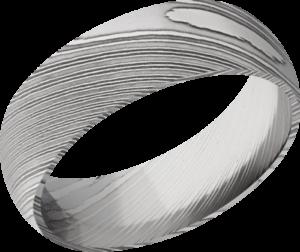 ダマスカス鋼て結婚指輪をオーダーメイドする
