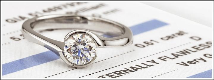 婚約指輪のオーダーと共にダイヤモンド鑑定書を受け取る3つの理由!