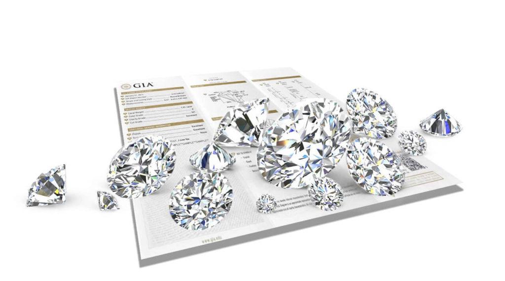なぜダイヤモンド鑑定書は大切なのか