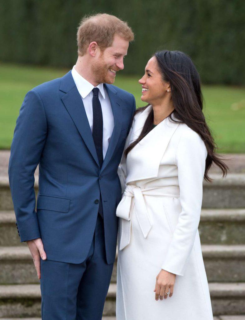 ハリー王子&メーガン妃のプロポーズは、ローストチキンを作る