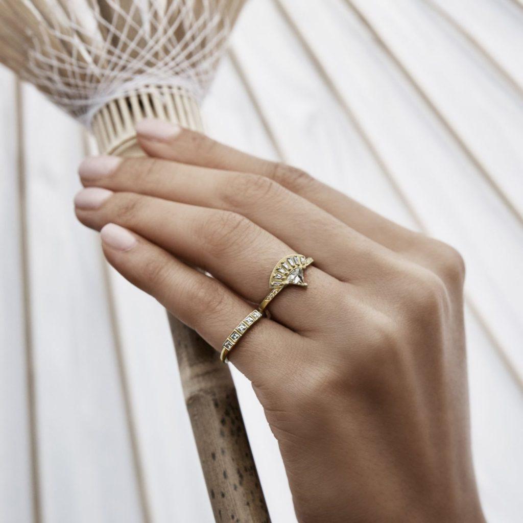 結婚指輪をオーダーする時に役立つ!15の個性的なデザインのリング
