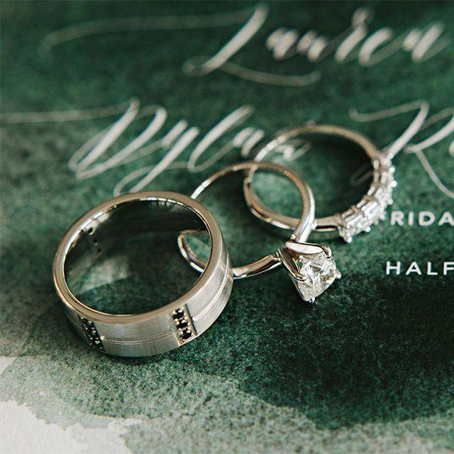 男性の結婚指輪をオーダーする際に参考にすべき15のメンズリング集