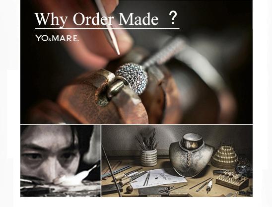 結婚指輪はオーダーメイドで作った方が良い3つの決定的な理由!