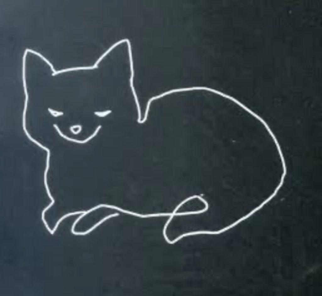 米津玄師さん作:リイシューなネコ 1