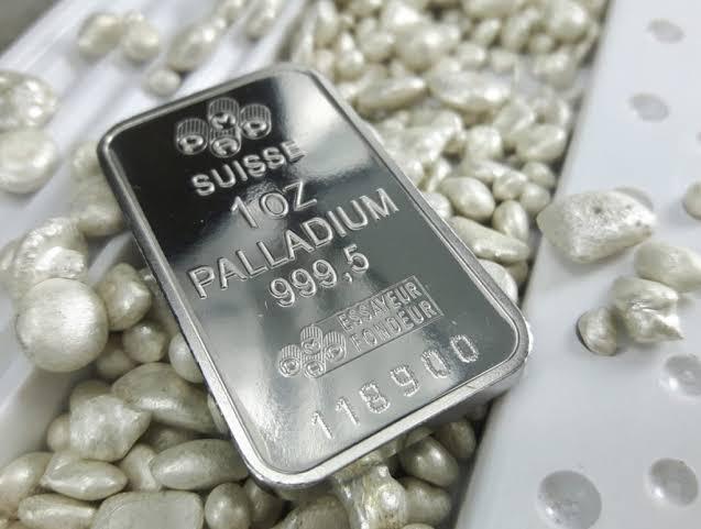 アレルギーがでやすい金属:パラジウム