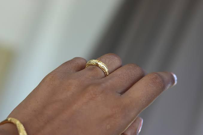 K 22の結婚指輪 購入に際して