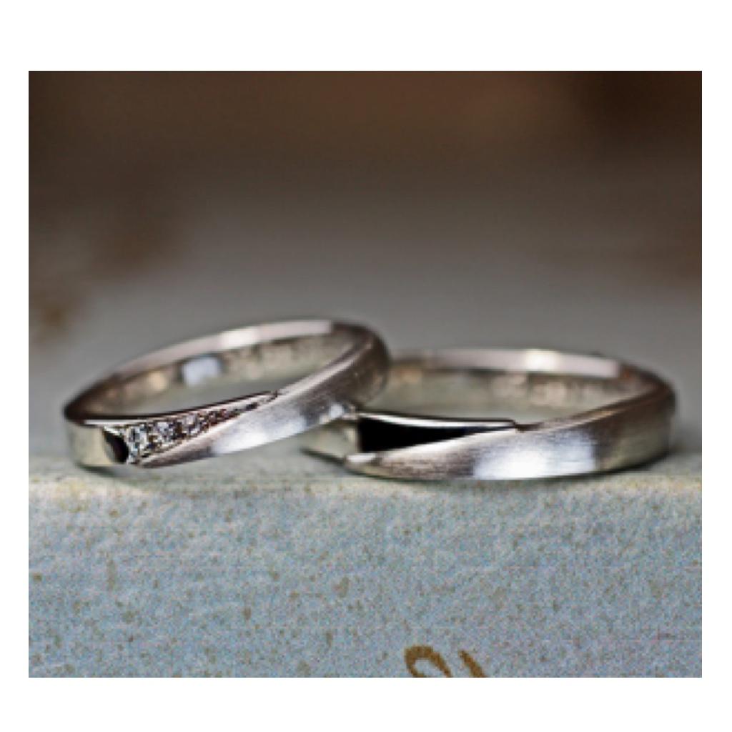 結婚指輪のオーダーデザイン