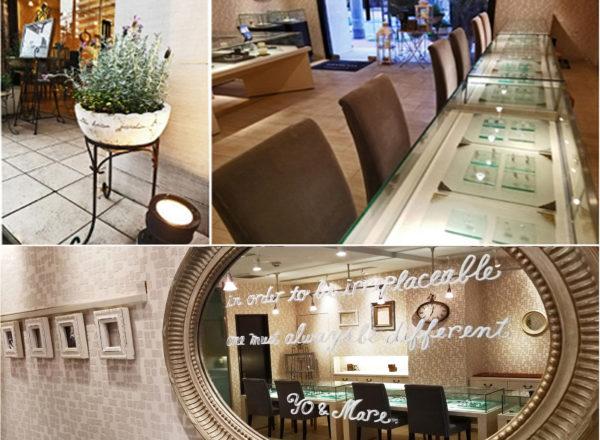 千葉・柏ヨーアンドマー 店舗紹介 価格を抑えた結婚指輪のオーダーメイド専門店