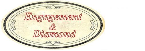 婚約指輪やダイヤモンドについて