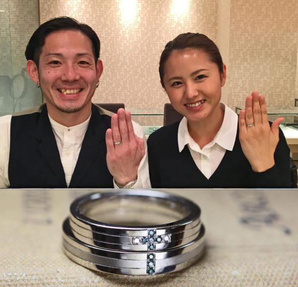 思い通りのデザインで結婚指輪をオーダー依頼する3つのポイント