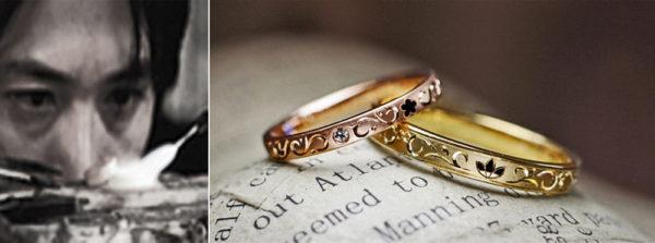 二人が欲しい理想の結婚指輪を オーダーメイドで成功させる10の方法